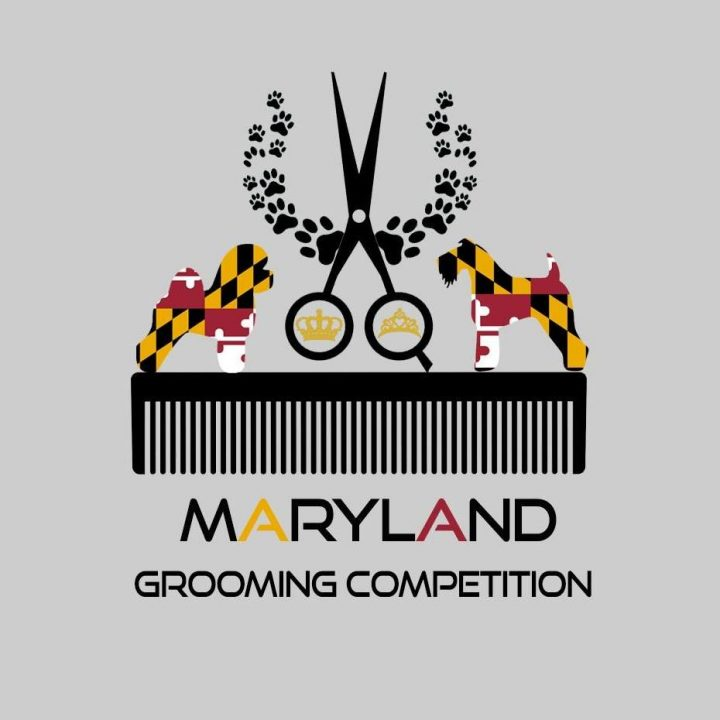 Maryland Grooming Competition logo
